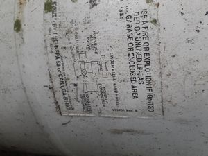 2 RV Propane Tanks anks. Or originally for propane Ready for scrap for Sale in New Port Richey, FL