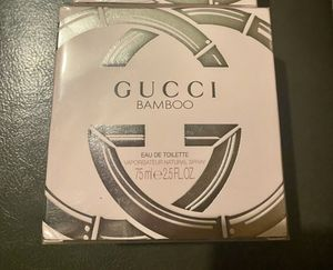 Gucci bamboo perfume 2.5 oz for Sale in Fresno, CA