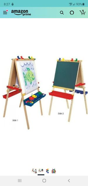 Melissa and Doug Deluxe standing easel for Sale in Tampa, FL