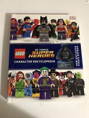LEGO book for Sale in Albuquerque, NM