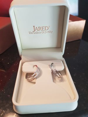 Jared earrings for Sale in Spring Hill, FL
