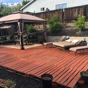 Pallet Deck for Sale in Antioch, CA