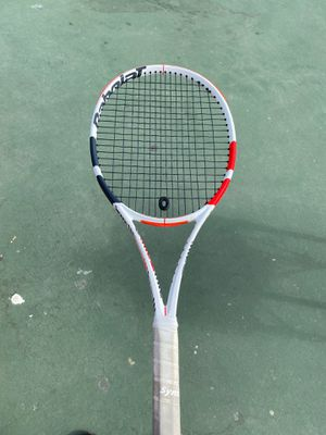 Babolat pure strike 16/19 slightly used for Sale in Chino, CA