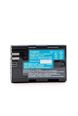 Canon Battery LP-E6 (new) for Sale in Burbank, CA