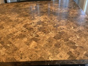 Bar high Table 2 chairs and a bench for Sale in Colorado Springs, CO