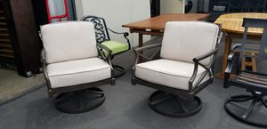 Outdoor patio furniture for Sale in Seattle, WA