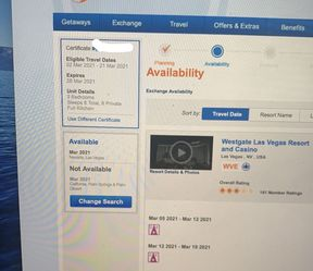 hawaii, vegas, florida, palm springs $381 for Sale in Anaheim,  CA