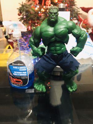 Hulk Figura Grande $20 Recojer en 12185 sw 26 st Miami Fl 33175 for Sale in Miami, FL
