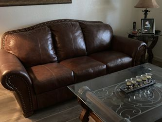 Leather Living Room Set for Sale in Scottsdale,  AZ