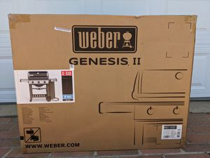 Weber Genesis II E-310 natural gas BBQ grill, NOT PROPANE for Sale in Denver, CO