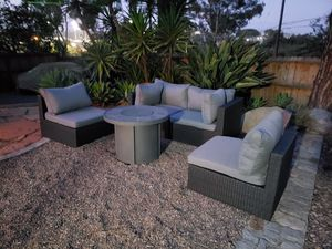 New outdoor wicker modular custom patio furniture set for Sale in Chula Vista, CA