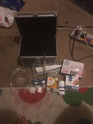 Professional nail kit for Sale in Modesto, CA