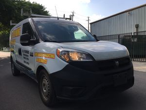 2017 Ram pro master city Cargo van with 72,478 miles Has shelves and ladder rack promaster cety for Sale in Dallas, TX