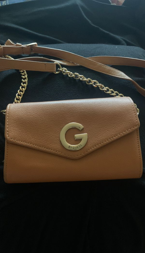 Guess small phone wallet