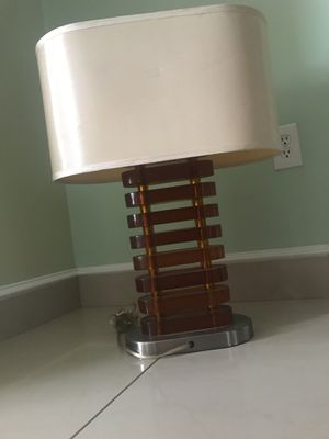 Table lamp for Sale in Hialeah, FL