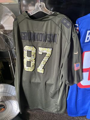 Various New England Jerseys for Sale in Lynnwood, WA