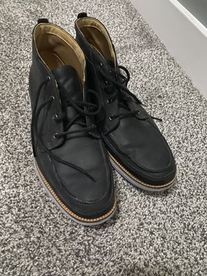 Cole Haan mens size 11.5 chukka ankle lace up boot for Sale in Portland, OR