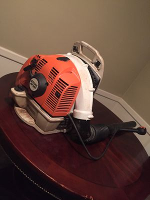 STIHL BR350 GAS POWERED BACKPACK LEAF BLOWER for Sale in College Park, GA