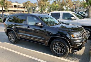 2016 Jeep Grand Cherokee 75th Anniversary Edition - $25k OBO for Sale in La Grange, CA