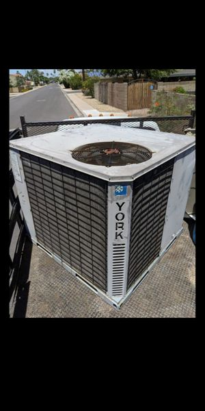 2007 York 5 Ton Package Unit AC Heat Pump Commercial 3 Phase 240V