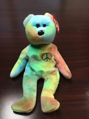 Beanie baby Peace for Sale in The Bronx, NY