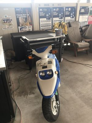 Yamaha 50cc with big bore 200cc kit very fast 65 plus for Sale in Martinsburg, WV