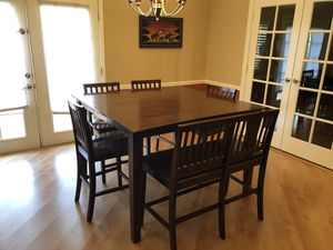 Dining Room Table, 4 chairs plus Bench for Sale in Phoenix, AZ
