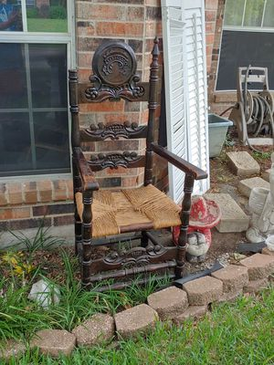 Antique chair ..#19 for Sale in Arlington, TX