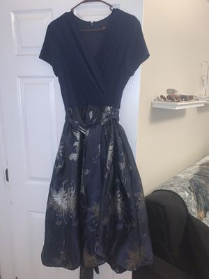 Navy Blue Dress Size 16 for Sale in Kissimmee, FL