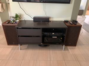 "TV Stand with Shelf and Drawers (45"") for Sale in Apache Junction, AZ"