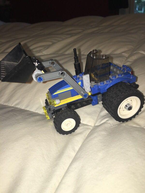 Lego Farm Equipment