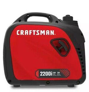 Cratsman Generator 2200i for Sale in Gresham, OR