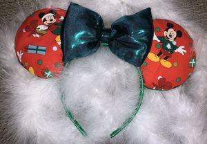 Christmas Mickey Ears for Sale in Chula Vista, CA