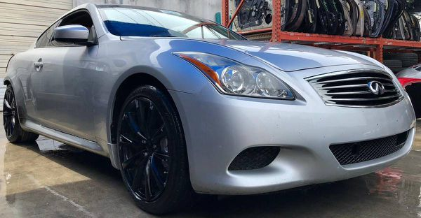 2008-2016 INFINITI G37 Q60 COUPE PART OUT!