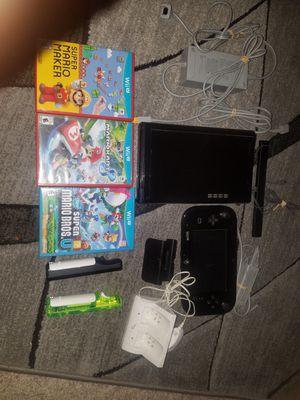 Wii u set for Sale in Baytown, TX