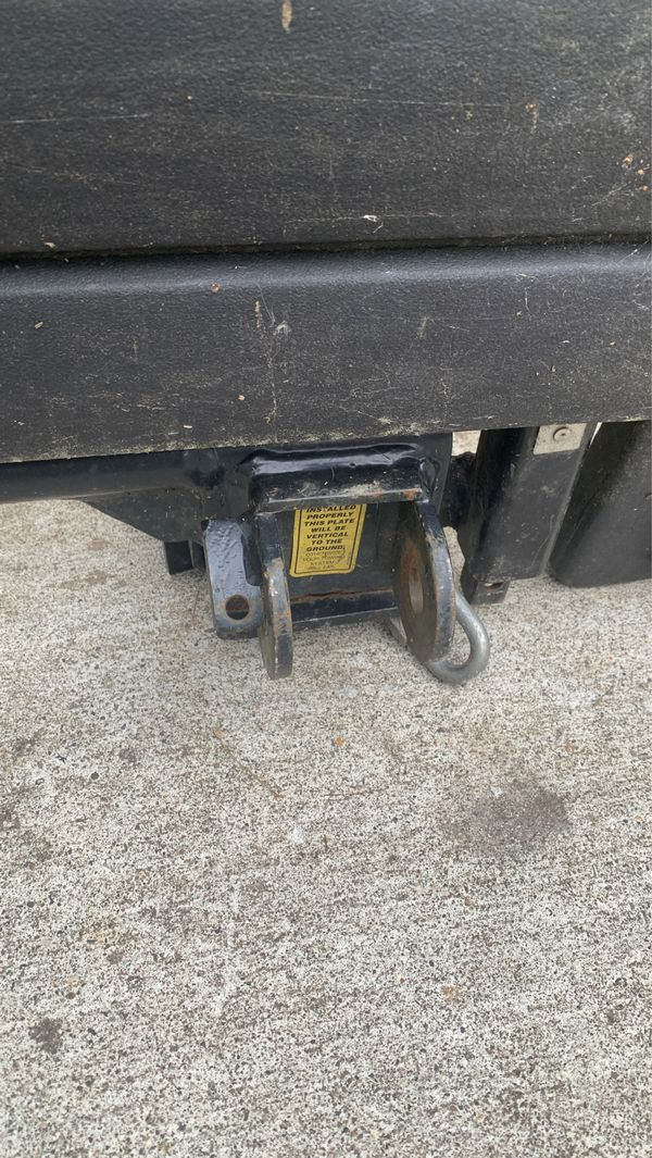 RV roadmaster gauardian tow behind with tow hooks