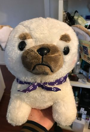 Dog plushie for Sale in Oakland, CA