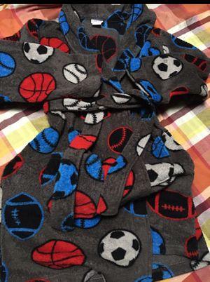 Kids sports (baseball football soccer ) robe. Size medium for Sale in Rancho Cucamonga, CA