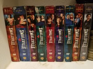 Smallville dvd collection for Sale in Houston, TX