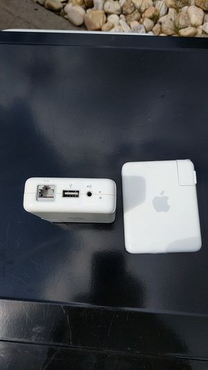 Apple Airport Express (Set of 2) for Sale in Edison, NJ