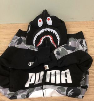 BAPE/ PUMA COLLAB for Sale in Parma, OH