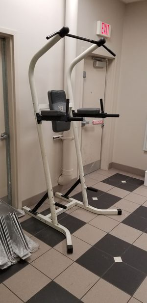 Pull up dip bar combo for Sale in Henderson, NV