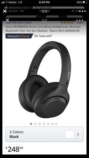 Sony headphones for Sale in Phoenix, AZ
