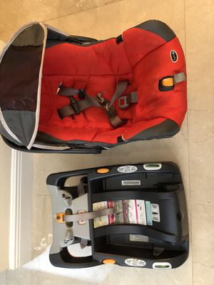 Chicco Keyfit 30 Infant car seat PLUS 2 bases for Sale in Miramar, FL