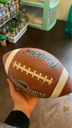 Franklin Grip-Rite Football for Sale in Ithaca, NY