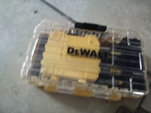 Power tool. And drill bits. Works great. for Sale in Modesto, CA