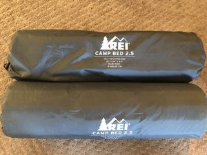 REI self inflating camping bed air mattress for Sale in Lakewood, CO
