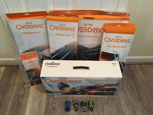 Anki Overdrive - Over $400 value for Sale in Springfield, VA