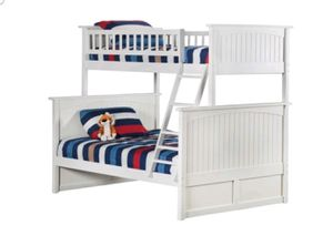 White bunkbeds for Sale in Palmyra, VA