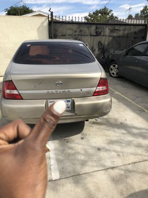 2001 Nissan Altima for Sale in Los Angeles, CA